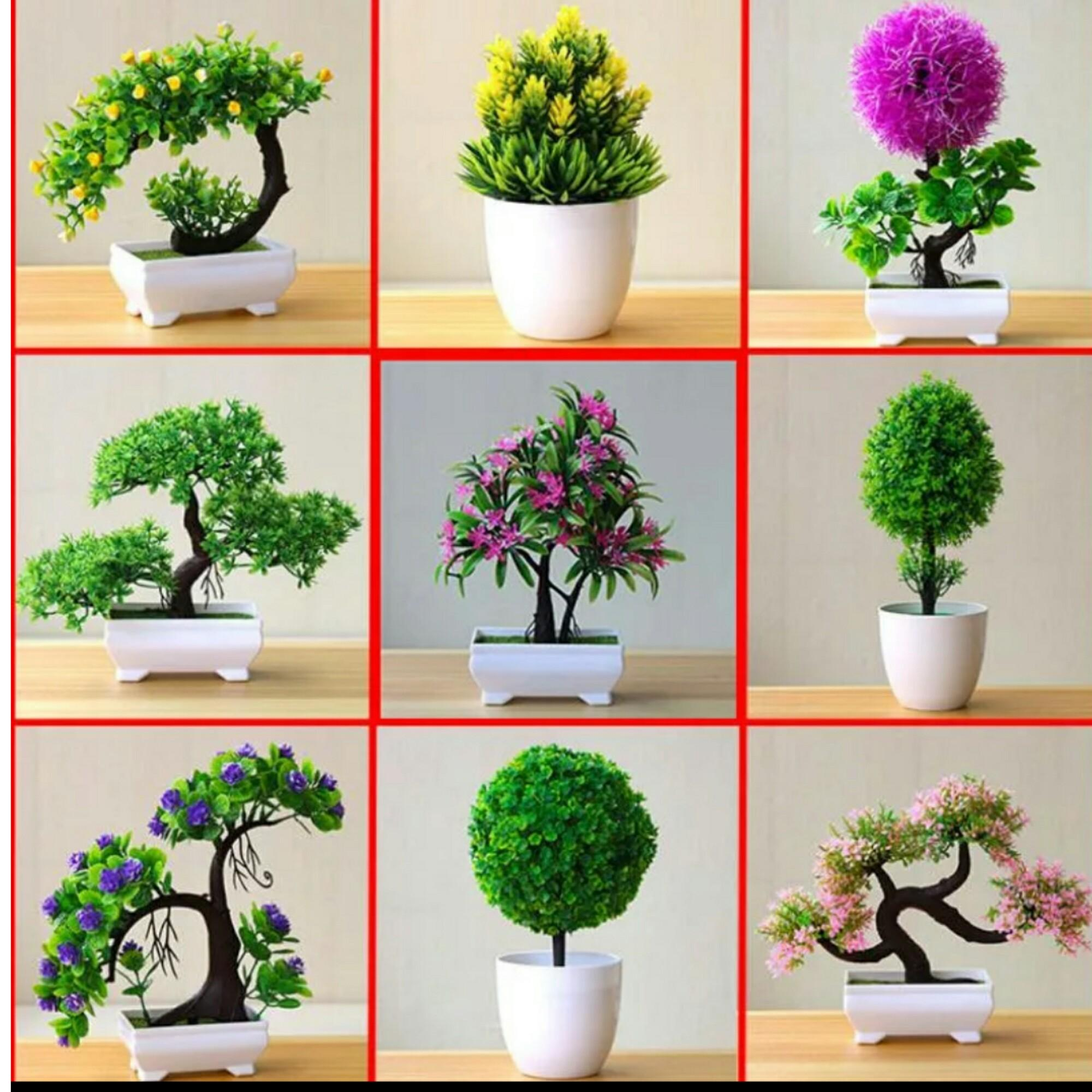 1 Pcs - Artificial Plants For Home Decoration, Hotel Garden Decor ...