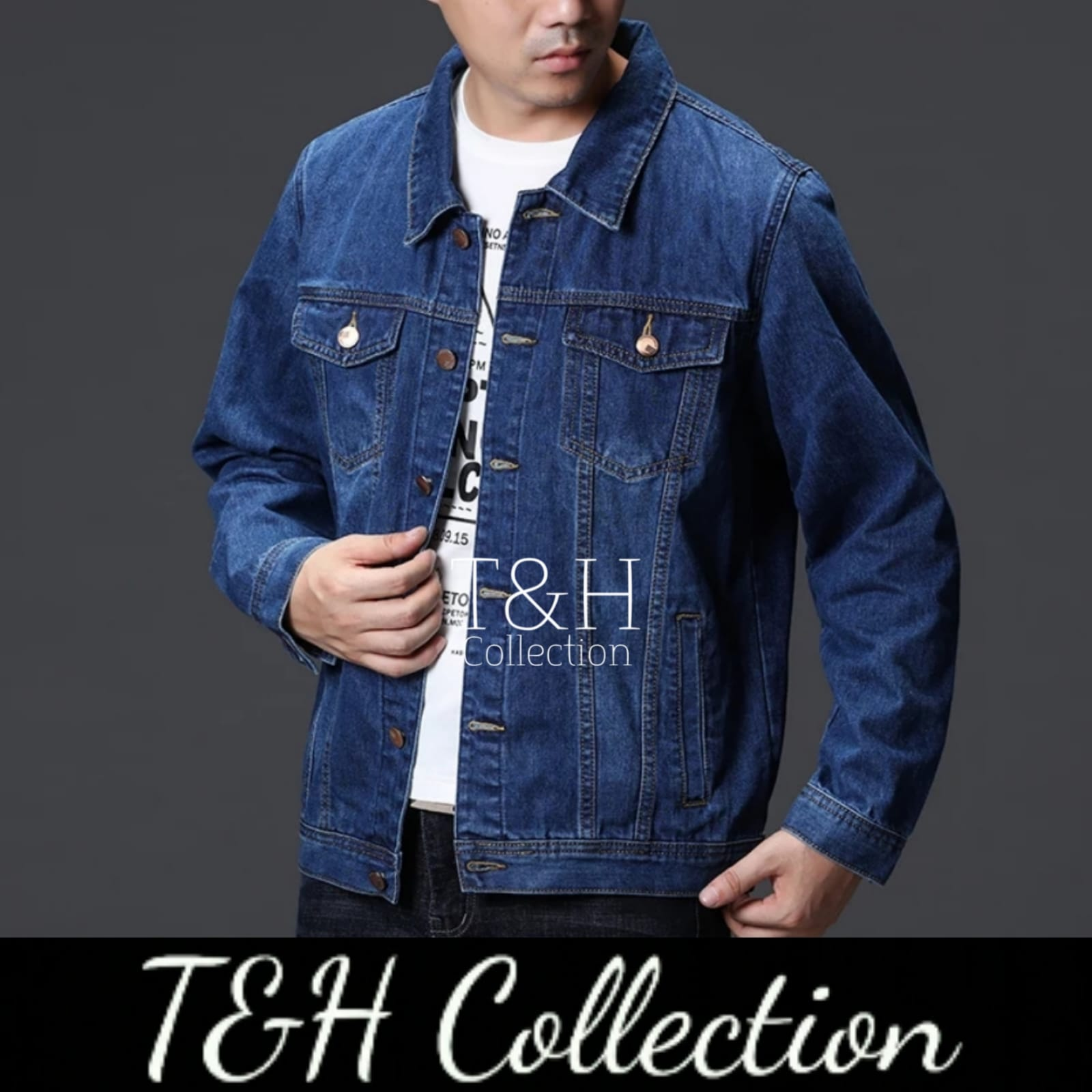 Denum Jacket for Man & Woman Stuff Jeans Export Quality Standard