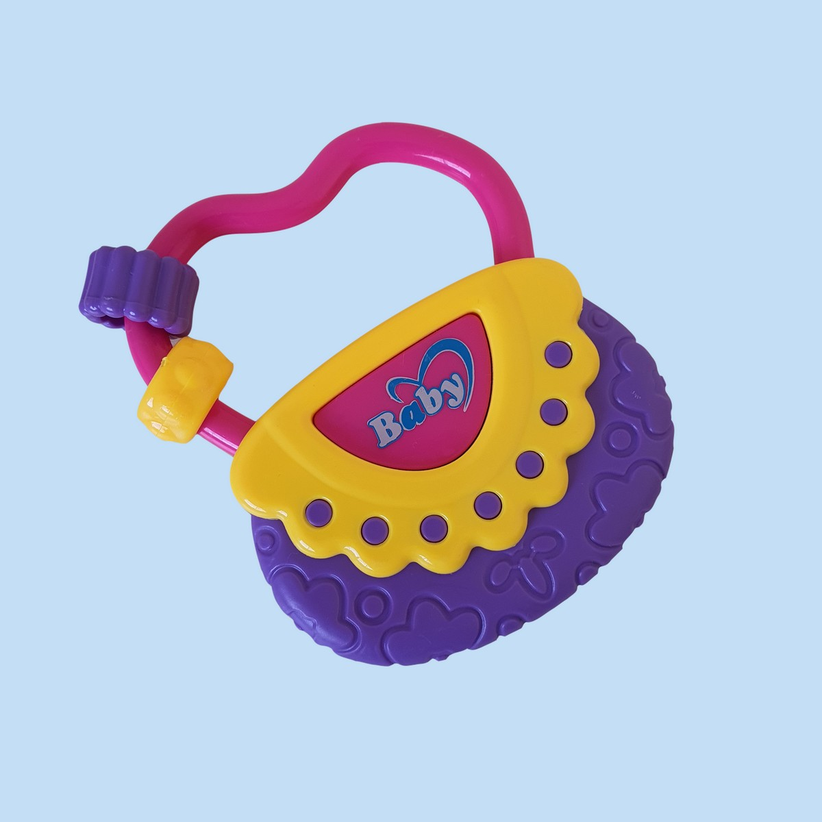 Baby Rattle  Babies and Toddlers Toys  Colorful Rattle