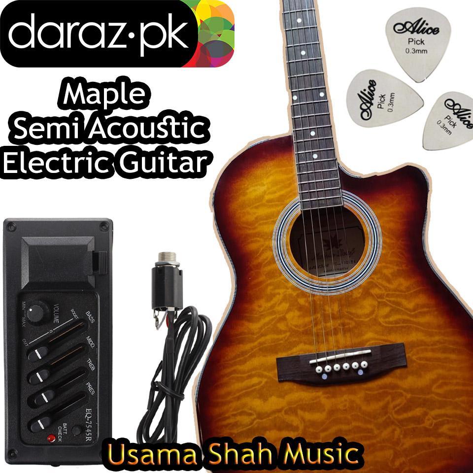 Guitars Online in Pakistan - Daraz pk