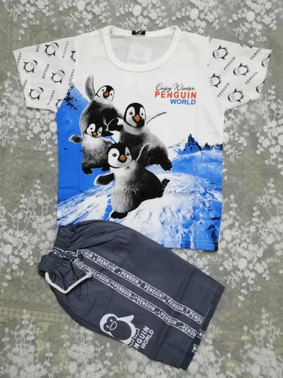 Baby Boy Clothes Set Best Friend Collections For Kids
