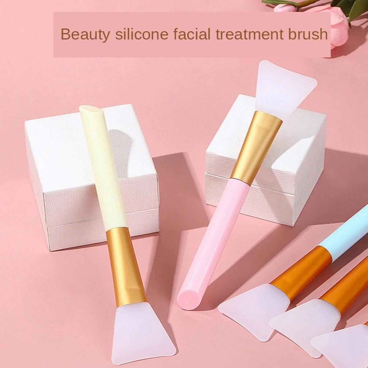 1Pc Professional Soft Silicone Mask Brushes Foundation Makeup Brushes