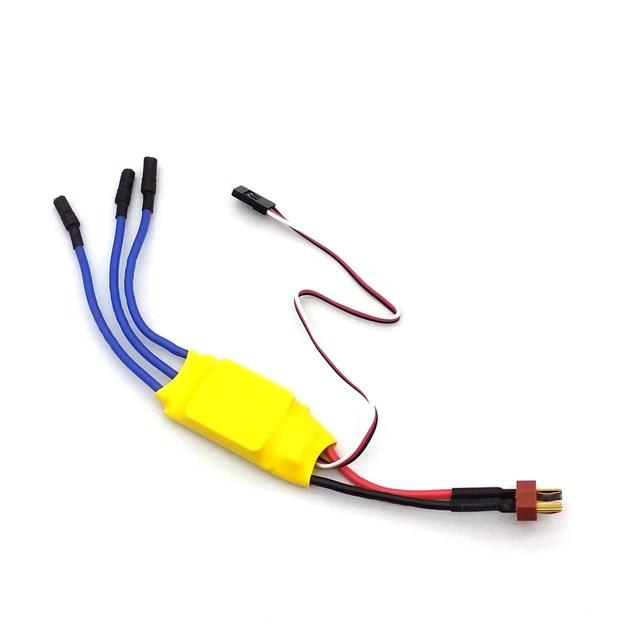 30A Brushless ESC for quadcopter 250, 450, 550 size 1pc
