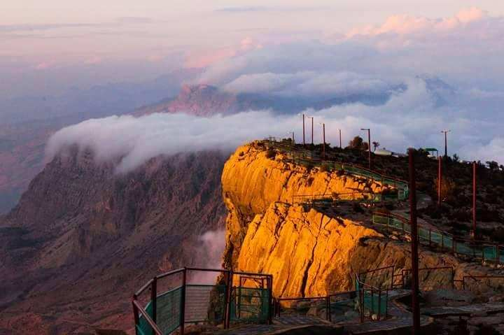 Night Camping at Gorakh Hill Station-THE JOSH TOURS (KHI)