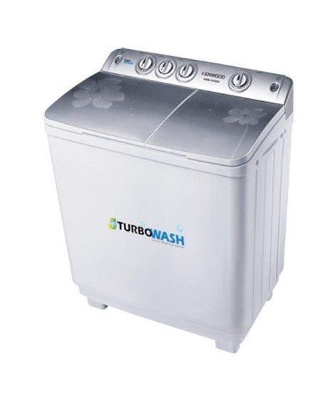 Kenwood Washing Machine Kwm-1012sa Twin Tub 10 Kg - Kwm-1012