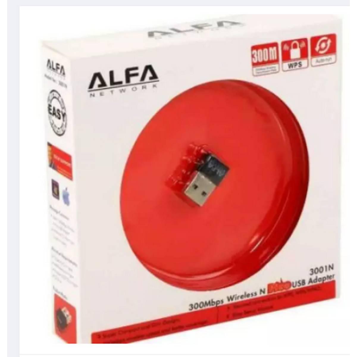 USB ALFA Mini Wireless Wifi Adapter Dongle Receiver Network LAN Card PC 150Mbps USB 2.0 Wireless Network Card
