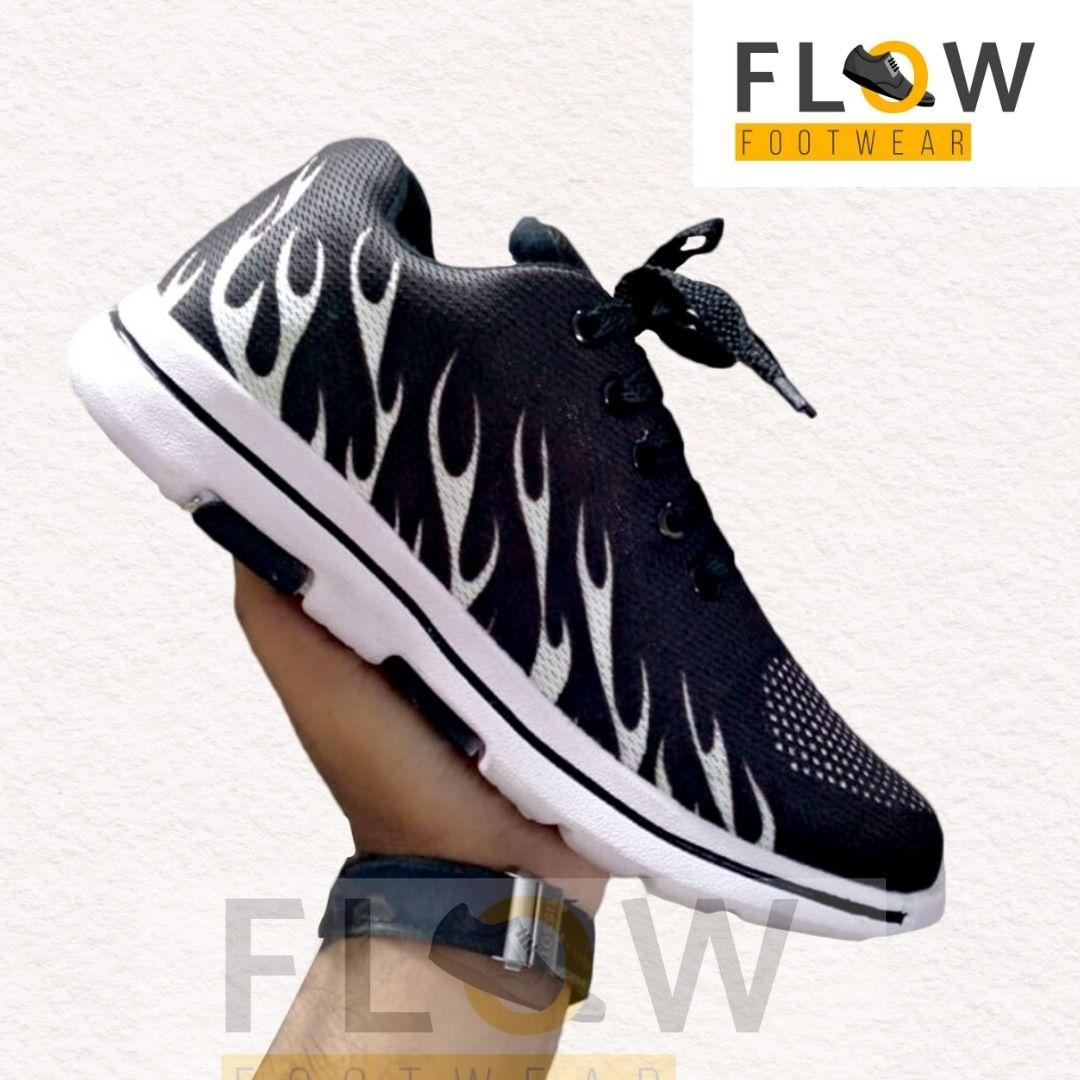 Flow Black Fire