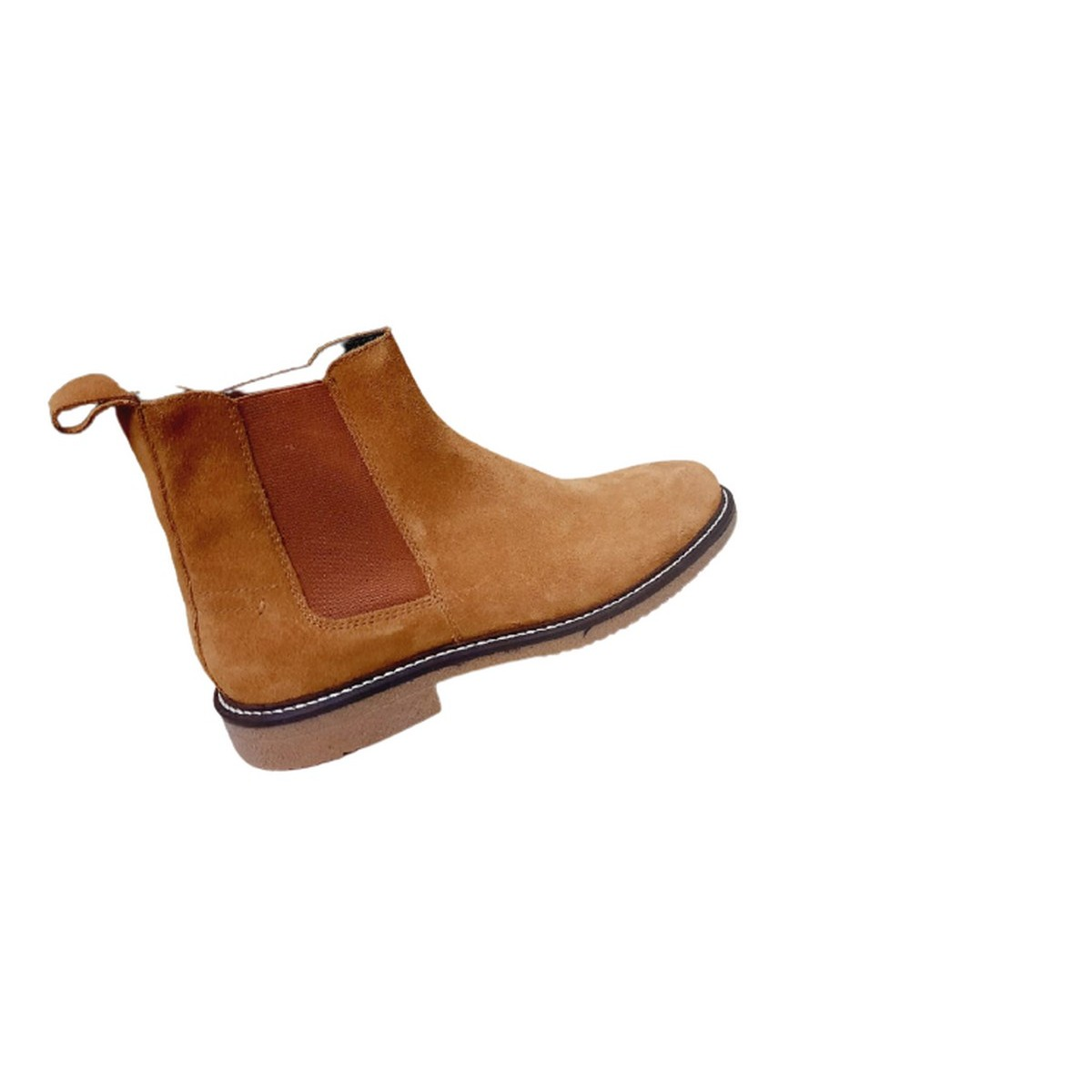 Chelsea Boots Suede Men (Factory Outlet Stock)