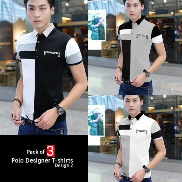 88ebce83e2c Buy Rajani Collection Men s Polo Shirts at Best Prices Online in ...