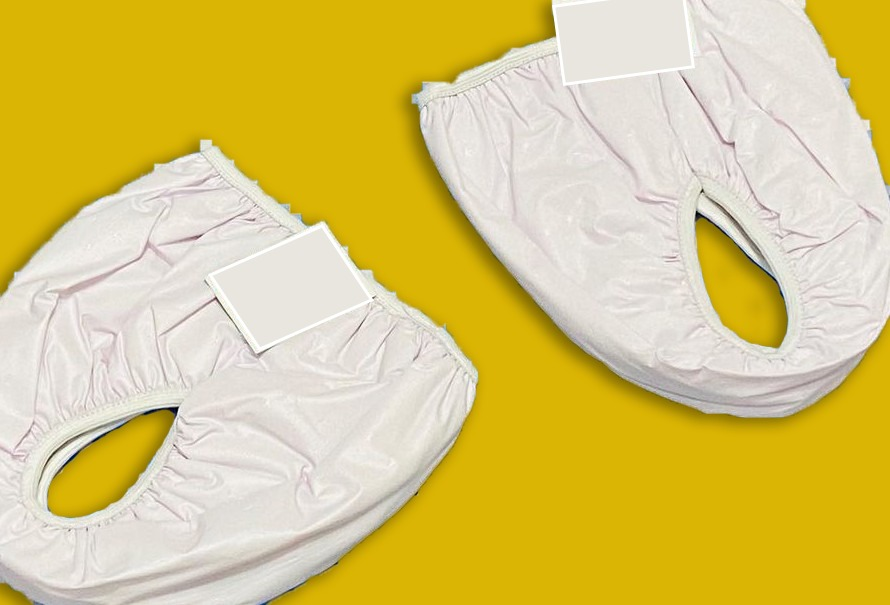 Reusable & Washable Poty training Panties