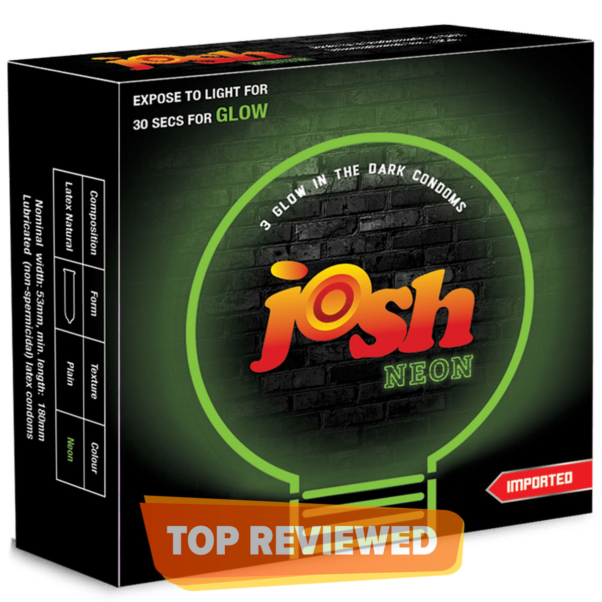 Josh Neon 3s