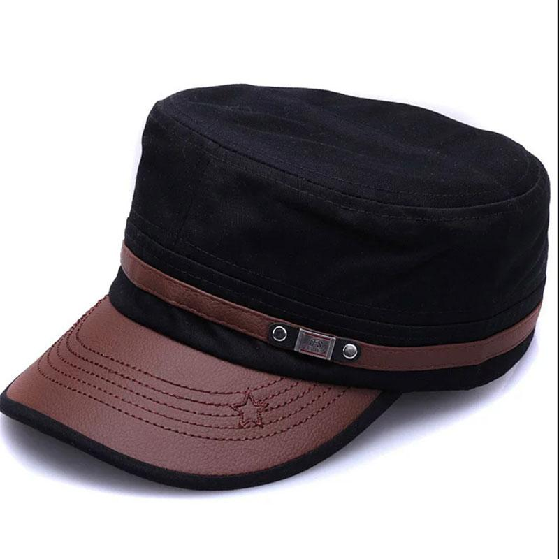 51be5b9e Outdoor Sun Hats New Fashion 100% Cotton Military Hats for Men and Women -  Adjustable
