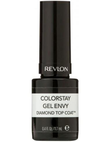 ColorStay Gel Envy Longwear Nail Enamel - 010 Diamond Top Coat, 0.4 oz.
