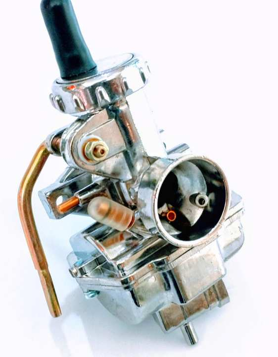 Performance Carburetor For 70cc-110cc Motorcycle. Chromed Kiehen 22mm