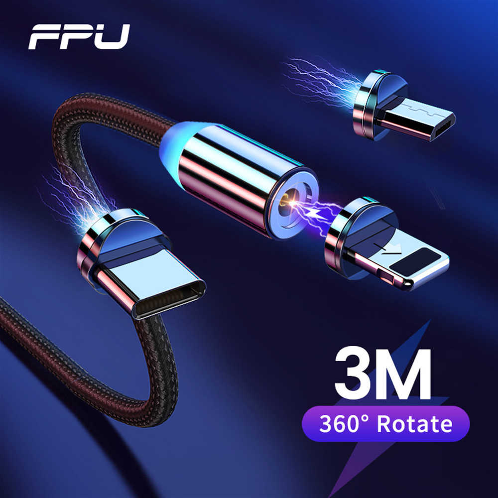 Magnetic Cable Micro USB Cable Magnet Charger Charging Data Micro usb Cables For  Android Mobile Phone USB Wire Cord