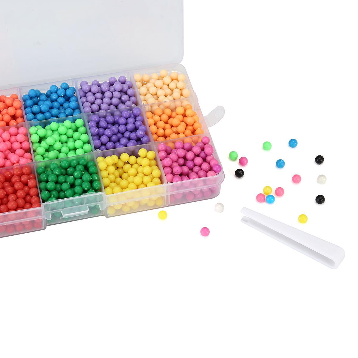 Blesiya Magic Aqua Beads Handmade 3D Puzzle Educational Toy Kid Gifts