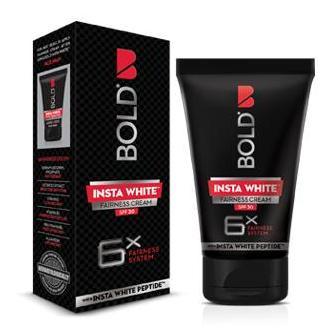 BOLD Fairness Cream - Insta White 50gm