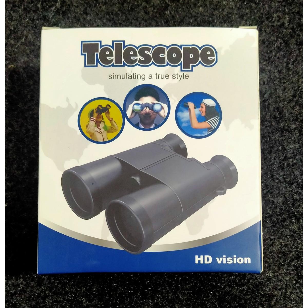 Binoculars Telescope High Power Vision Fun Kids & Adults Outdoor Picnic Activity