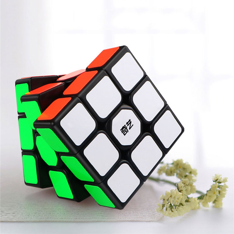 Rubiks cube 3x3 Professional 3x3x3 Magic Cube Speed Cubes Puzzle Neo Cube 3x3 Cubo Magico Sticker Adult Education Toys For Children Gift