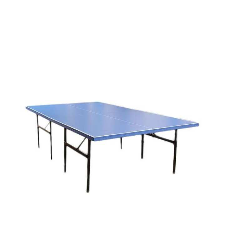 Table Tennis - Foldable - Blue