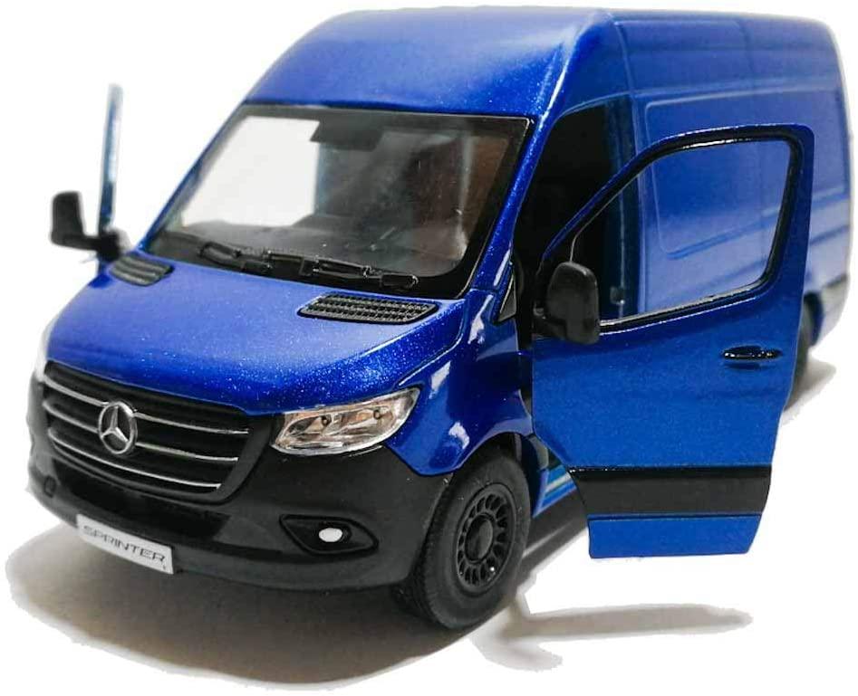 Kinsmart 2020 Mercedez-Benz Sprinter Van 1:48 Diecast model - 5 inches
