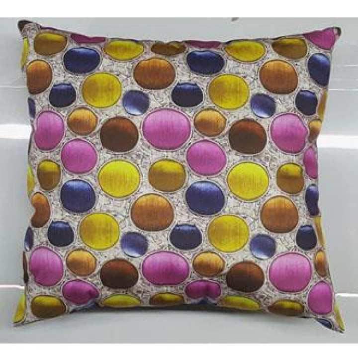 CH Color full Bubbly Cushions With Out Filling