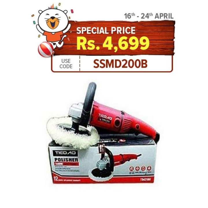 TD42180 - 1400 Watts - Professional Series Polisher