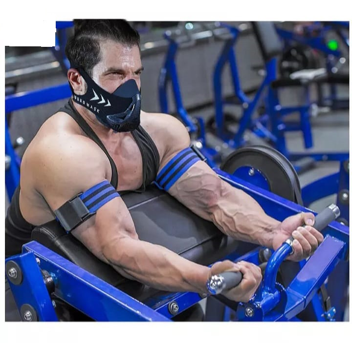 Occlusion Training Bands Blood Flow Restriction Training wraps Fitness 2X