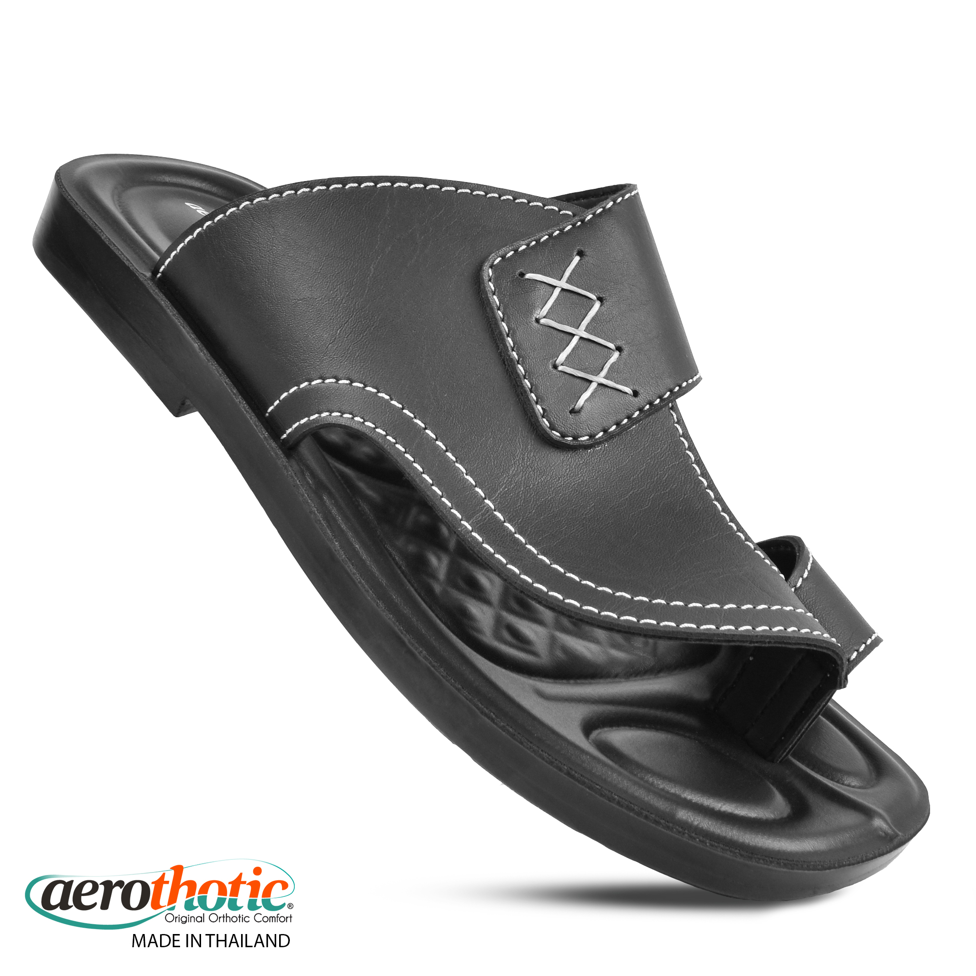 AEROTHOTIC Men's Comfortable Chappal - Original Thailand Imported - M0803