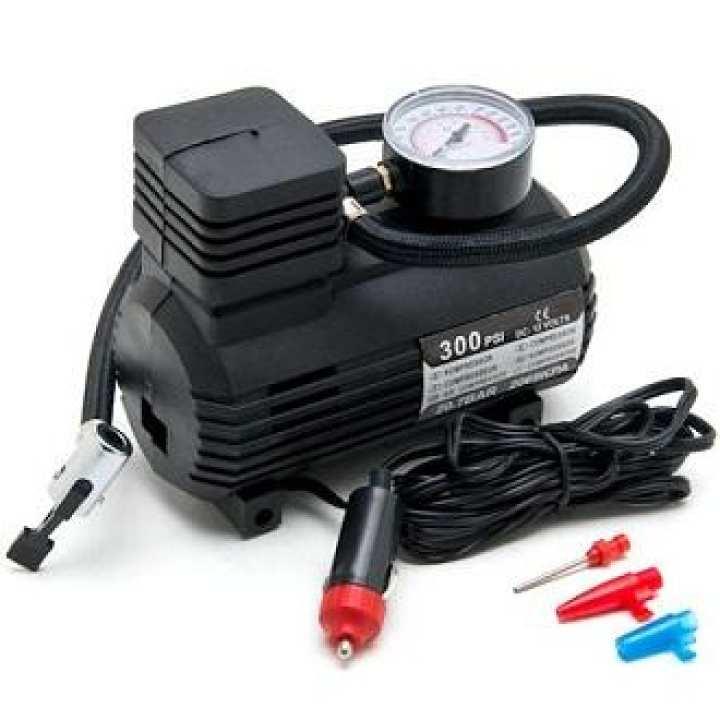 12 Volt Portable Electric Car Air Pump Car Air Compressor Car Tyre Air Inflator Car Tire Air Inflator Pump Compressor Air Blower