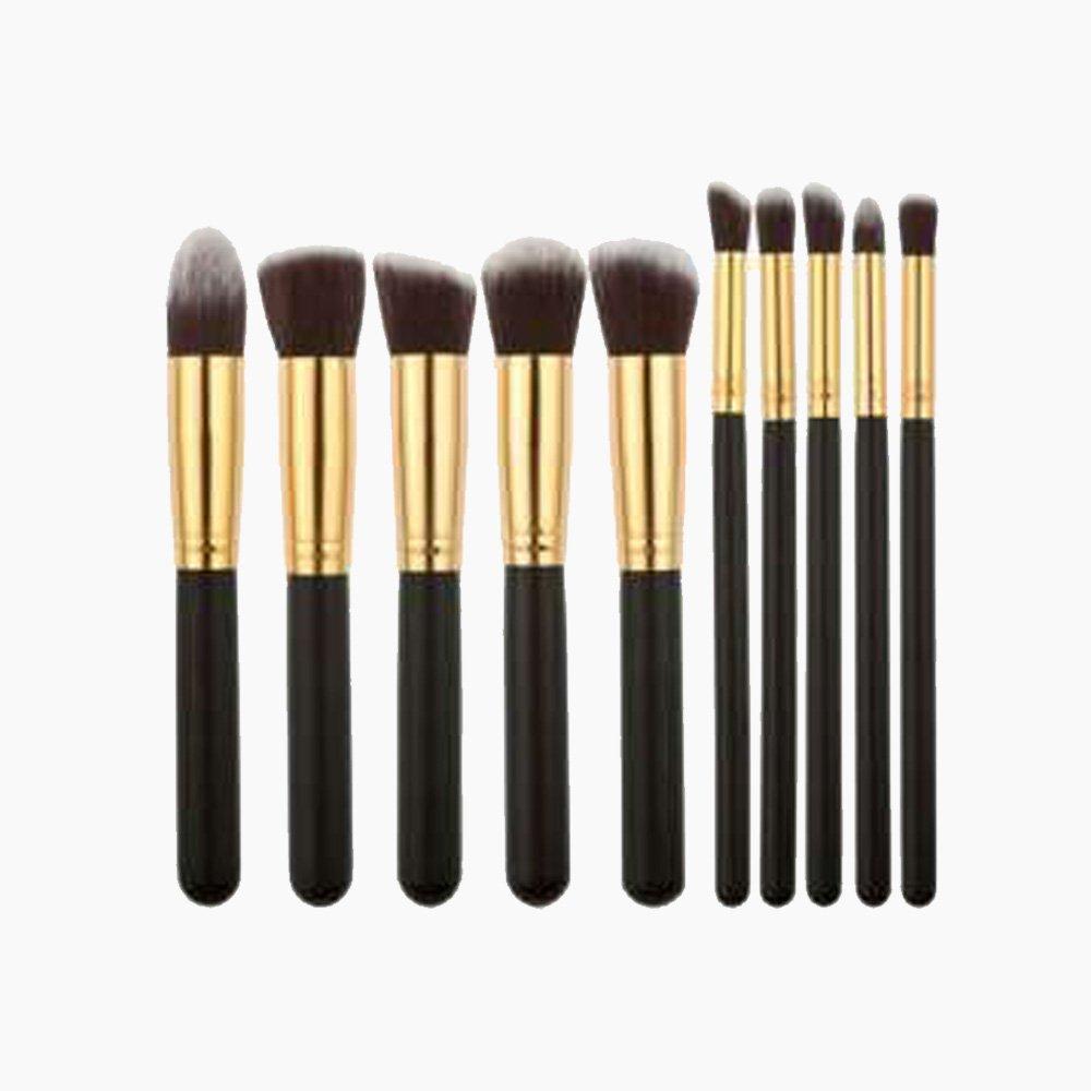 Best Makeup brush set of 10 imported product Make up Brushes Tool 10PCS