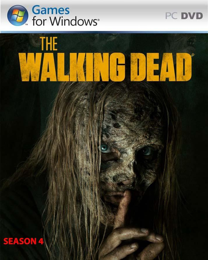 The Walking Dead Season 4 - Last Season - Computer Game PC DVD