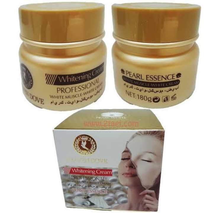Heaven Dove Professional Whitening  Cream .