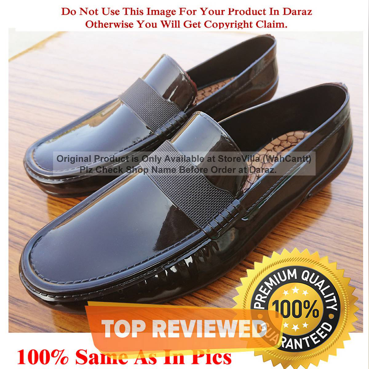 Men Shoes - Loafers for men - Rubber Shoes - Nylon Shoes - Shoes for men - Moccassion - Pure Nylon (Rubber) Expot Quality.