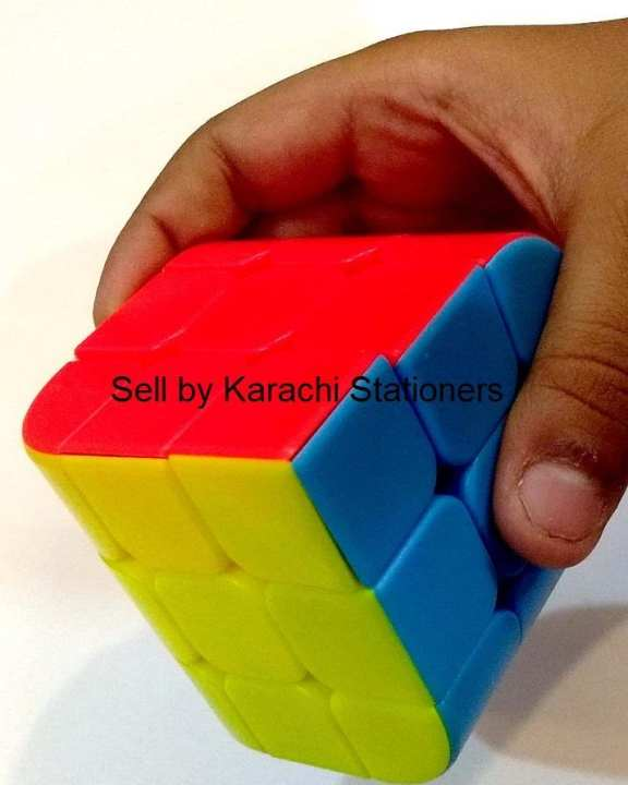 Rubix Cube For Children - Multicolor