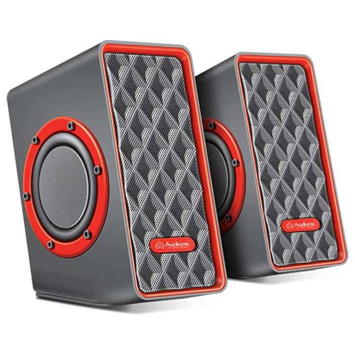 Octane U-25 Mobile Speaker - Portable Speaker Set Best For Mobile/Laptop