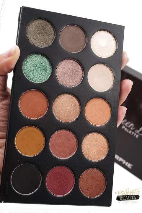 Professional  15 Shades PALETTE Ultra Pigment  Makeup