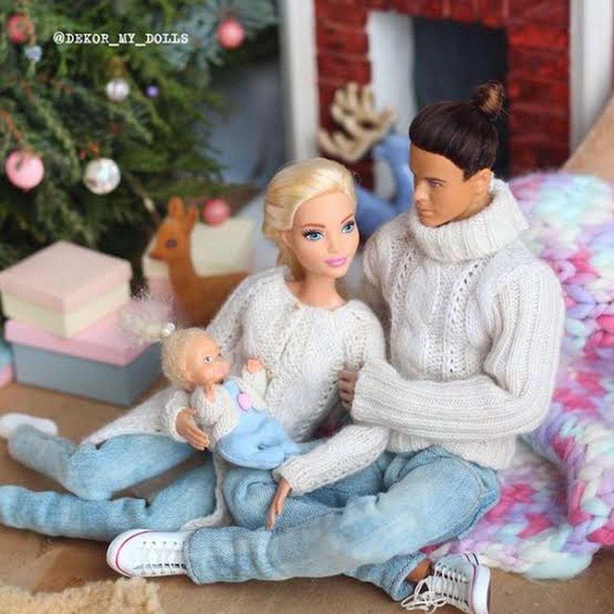 Doll Family Set Toys For Girls | Kids toys | Family Set Toy For Kids
