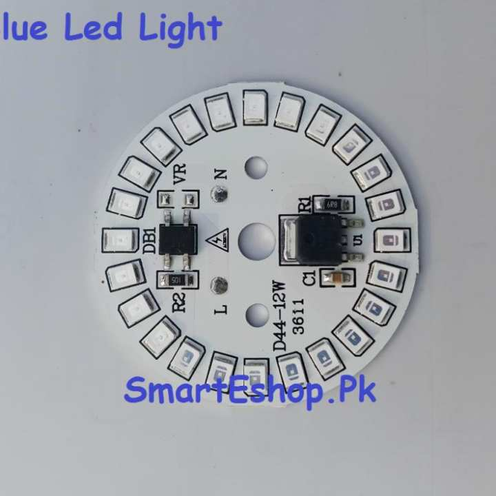 1 PCS Brand New BLUE Led Light Direct 220v