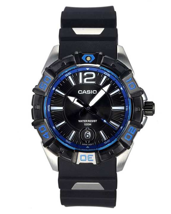 Casio - MTD-1070-1A1VDF - Stainless Steel Watch for Men