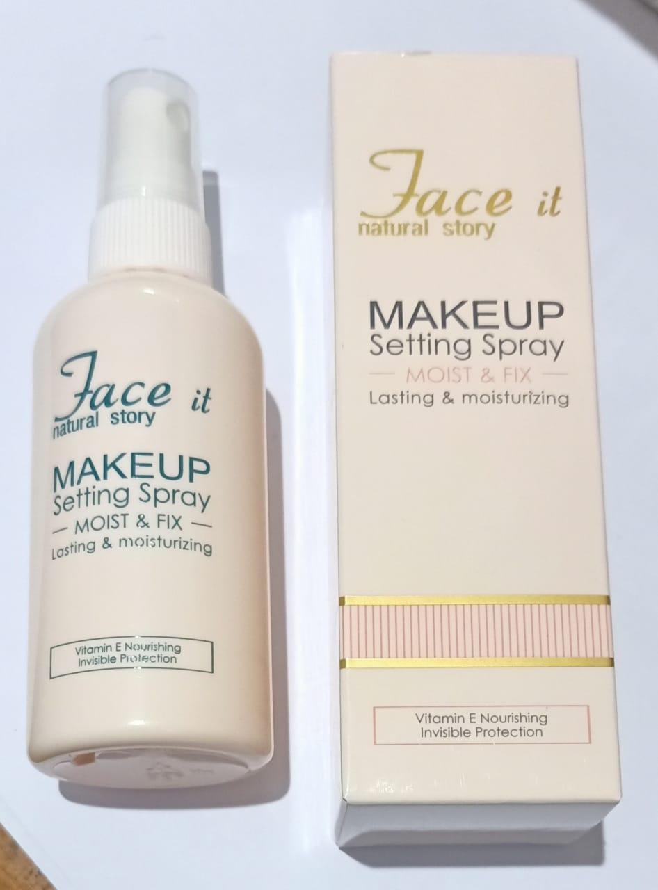 Face It Makeup Fixer Spray Online