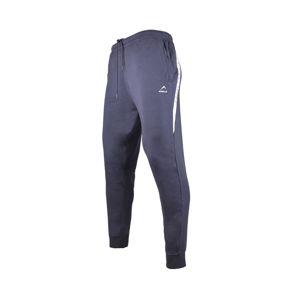 APOLLO PANTS FOR SPORTS TRAINING AND RUNNING MEN COTTON TROUSER FOR CASUAL AND FASHION MICRO TERRY PANT