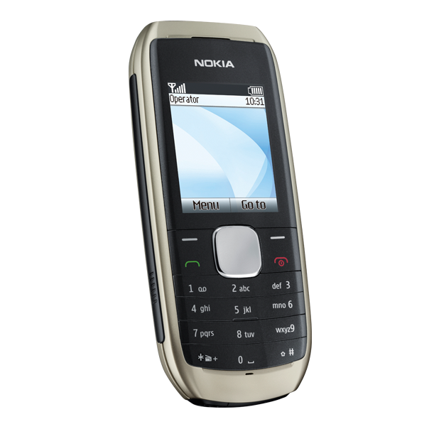 Nokia 1800 - Single Sim - PTA Approved - Gold