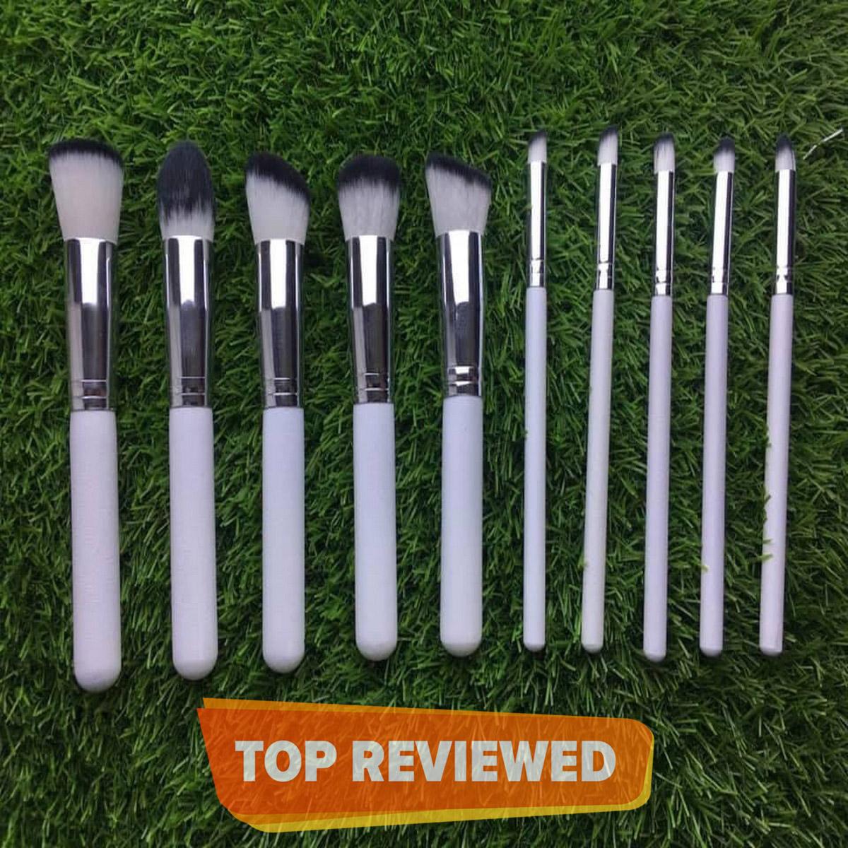 Best Make up brush set of 10 imported product.