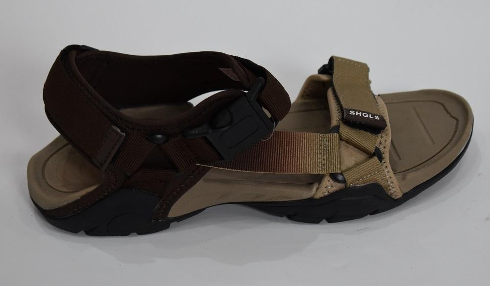 new york 84e43 96ae2 MEN LEATHER SANDALS
