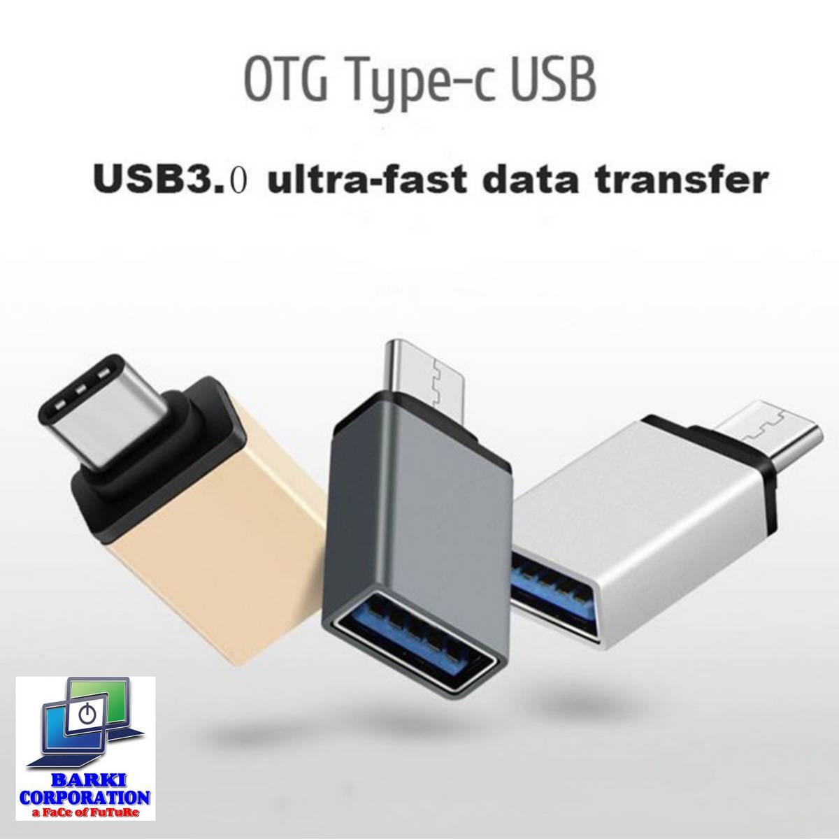 Type-C OTG Connector RA Usb 3.0 to Type C