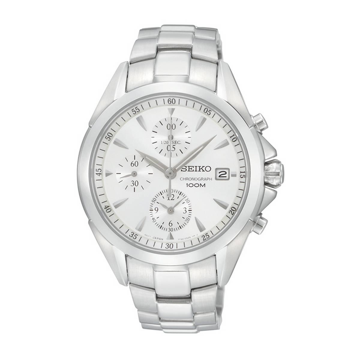 Seiko Chronograph Men's Quartz Watch SNDY29P1
