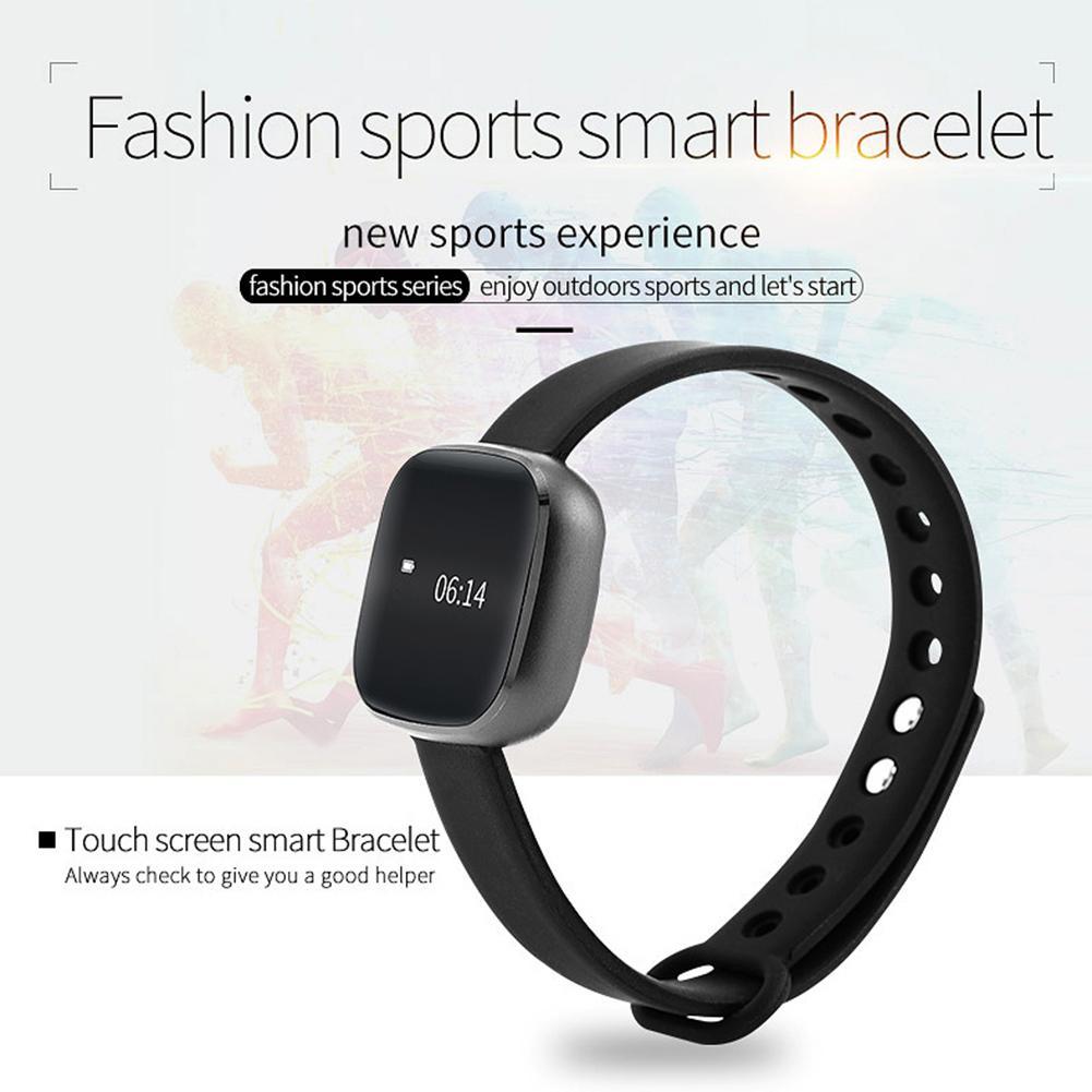 V8 Waterproof Smart Watch Heart Rate Pedometer Bluetooth