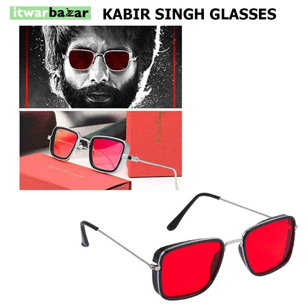 Glasses kabir singh Metal body