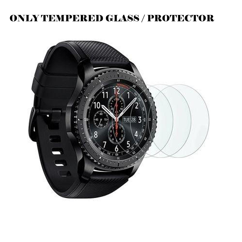 Tempered Glass For Samsung Gear S3 Frontier Smart Watch - Transparent